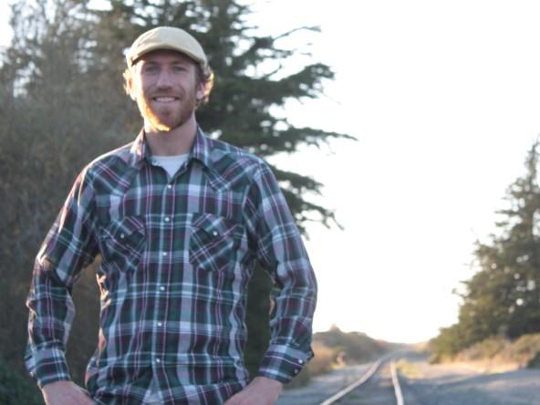 Luke Kinney on-track with new album