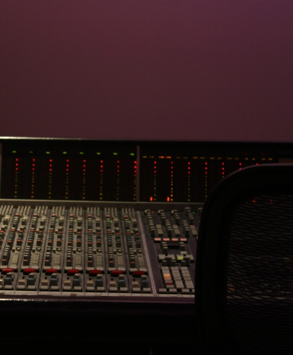 The almighty mixing console